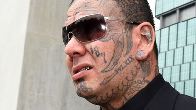 Bikie Jacques Teamo bashed in Qld prison