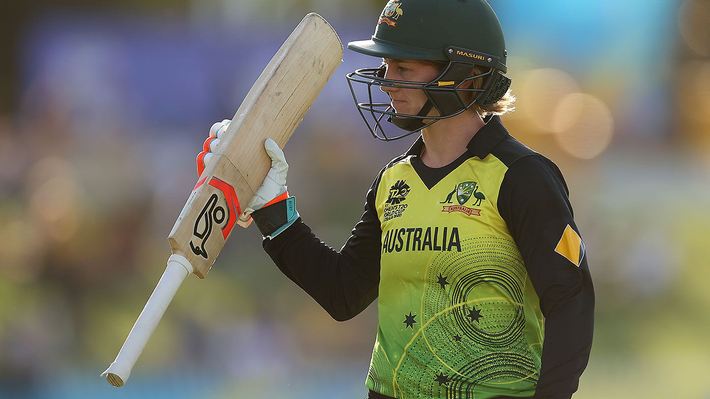 Australia's World Cup dream saved by crucial Rachael Haynes-Meg Lanning stand against Sri Lanka
