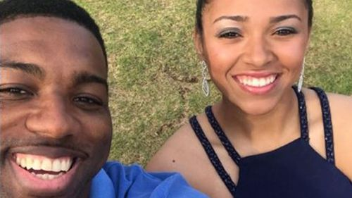 UFC fighter Walt Harris has paid tribute to his stepdaughter Aniah Blanchard, who was found dead in a forest after going missing in October.