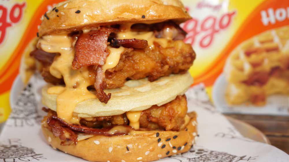 Bar Luca's Stranger Things burger special