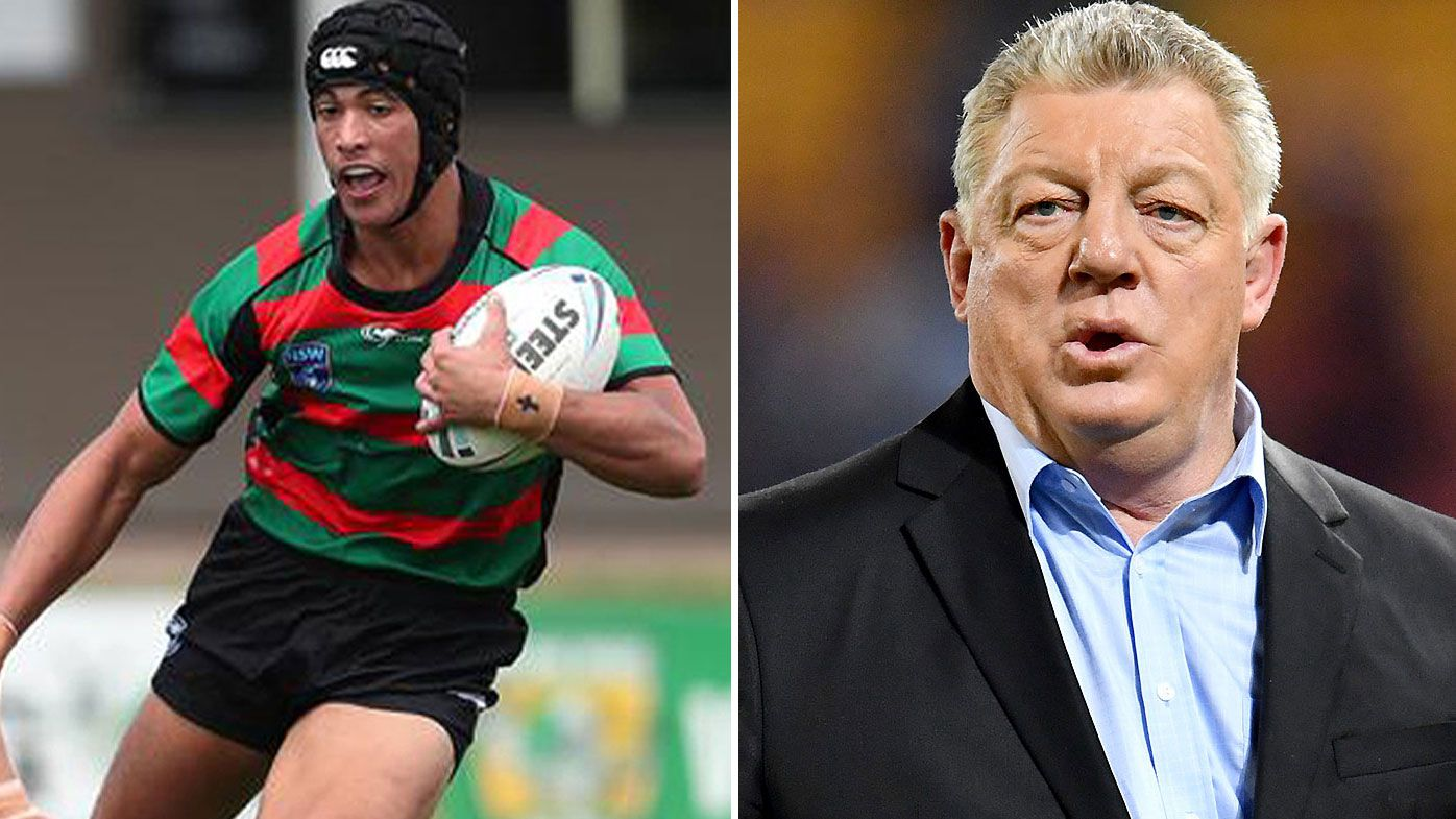 Nrl News Phil Gould Plea Over Joseph Suaalii Age Rule Concession Rugby South Sydney Rabbitohs