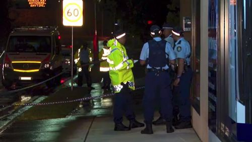 Man in critical condition after Sydney stabbing