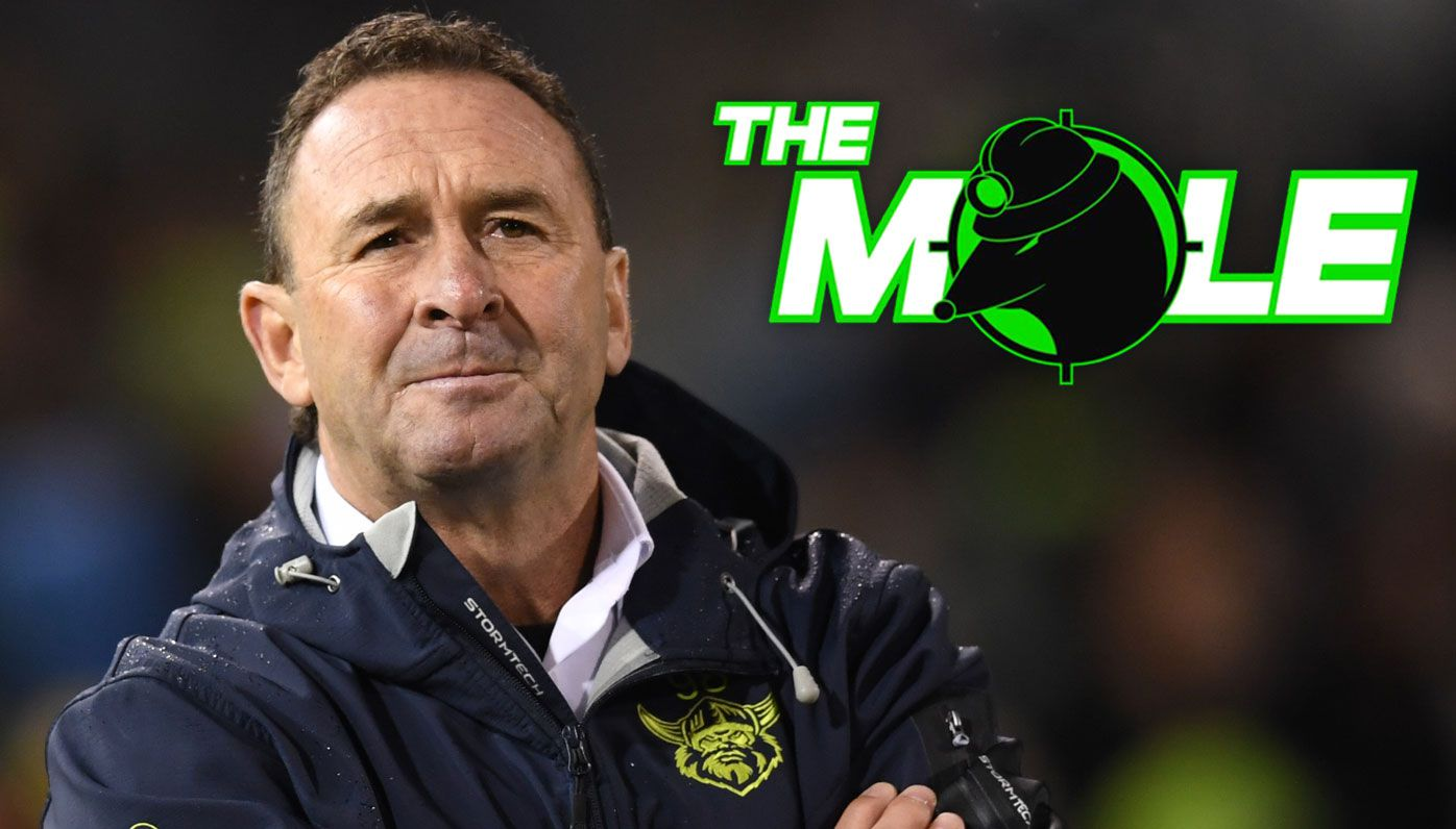 Canberra Raiders Ricky Stuart reaches out to dumped touch judge Ricky McFarlane: The Mole
