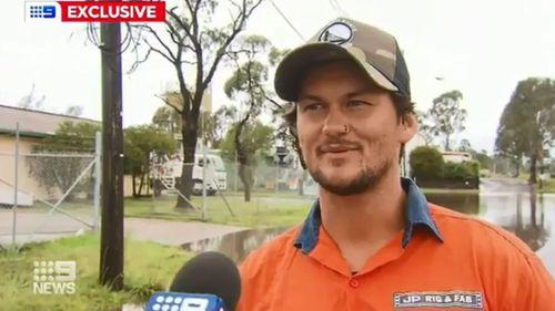 Jet ski Tuggerah NSW Josh Partridge