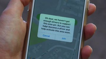 Female-only rideshare company says NT laws are too prohibitive