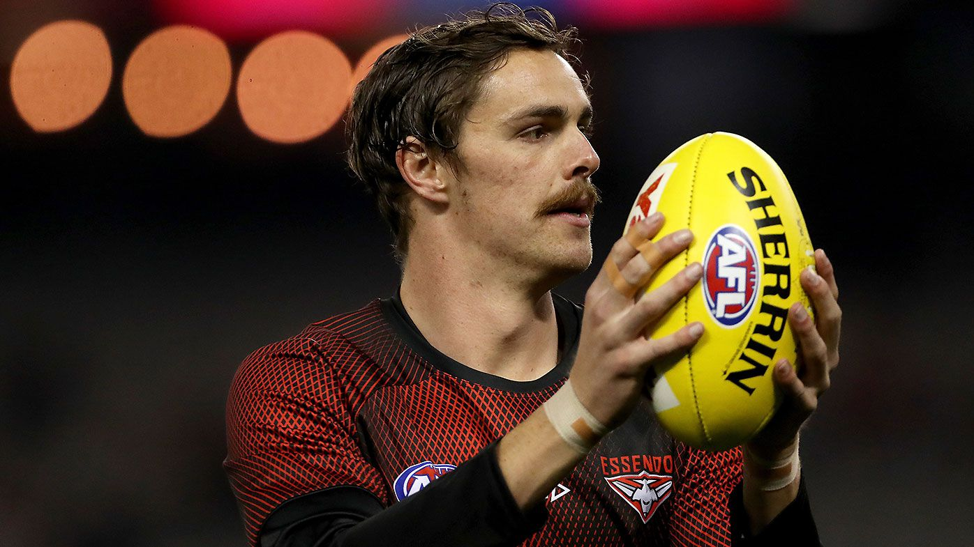 Essendon great Matthew Lloyd says Joe Daniher 'owes' club amid Sydney Swans link