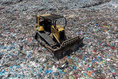 Malaysia is refusing to become a dumping ground for the world's rubbish, vowing to return 450 tonnes of contaminated plastic waste to the countries that shipped it to them.