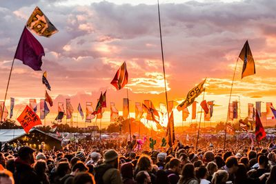 8. Glastonbury, UK