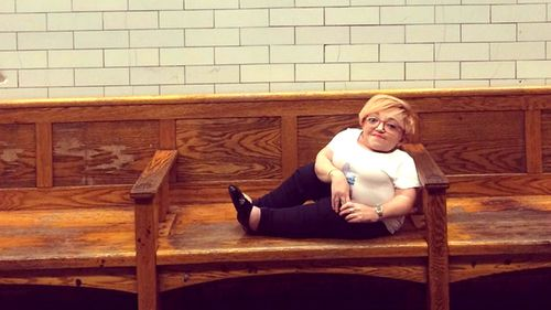 Stella Young was born with Osteogenesis imperfecta.