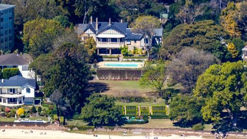 The Fairfax family's Point Piper estate Elaine was snapped up by Atlassian co-founder Scott Farquhar for more than $70 million.