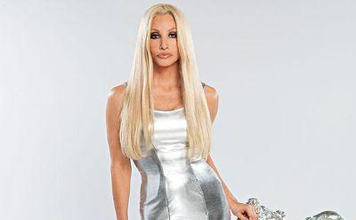 <em>Bound </em>actress Gina Gershon played Donatella in the 2013, high-camp television drama <em>House of Versace</em>.