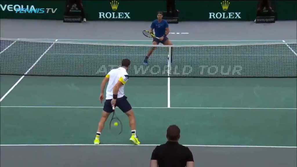 Nadal done by Tweener