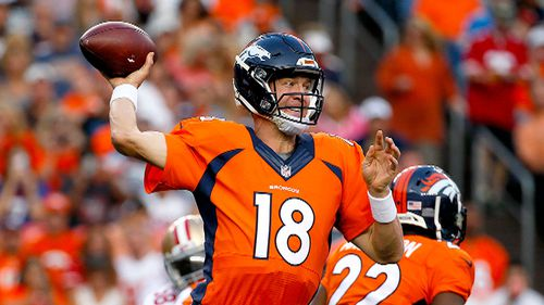 What American NFL star Peyton Manning did for a cancer sufferer