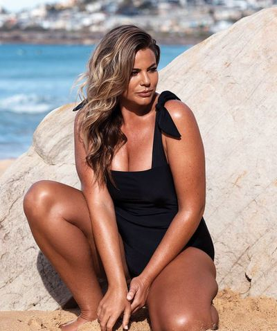 "<p>If you needed any further proof that model and former <em>Biggest Loser</em> contestant Fiona Falkiner knows how to <a href=""https://style.nine.com.au/2018/07/19/10/31/roxy-jacenko-bikinis-swimwear-designer-european-holiday"" target=""_blank"" title=""rock a swimsuit"" draggable=""false"">rock a swimsuit</a>, you only have to look as far as swimwear brand <a href=""https://saintsomebody.com.au/"" target=""_blank"" title=""Saint Somebody's"" draggable=""false"">Saint Somebody&rsquo;s</a> new campaign.</p> <p>In sizes ranging from 14 to 20, the new label aims to <a href=""https://style.nine.com.au/2018/05/31/12/13/hunter-mcgrady-sports-illustrated-swimwear-plus-size"" target=""_blank"" title=""flatter curves"" draggable=""false"">flatter curves</a> and allow women of all sizes the chance to wear&nbsp;fashionable bathing suits &ndash; something that has been missing in the Australian market says Falkiner.</p> <p>""It is really exciting. Brands are finally realising they need to cater for everyone and they are getting on board with catering to all different types of people and different bodies,&rdquo; the TV host told the <em>Daily Telegraph</em>.</p> <p>Click through to see the 35 year-old beauty stun in Saint Somebody's newest campaign.</p>"