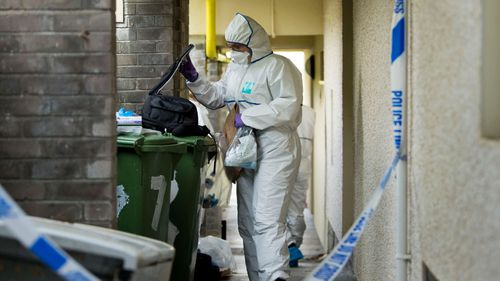 Child killer 'lured to home and stabbed 150 times' by neighbours