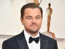 Leonardo DiCaprio and Camila Morrone, Oscars, 2020