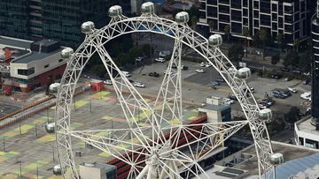 Melbourne's giant observation wheel closes permanently after troubled history