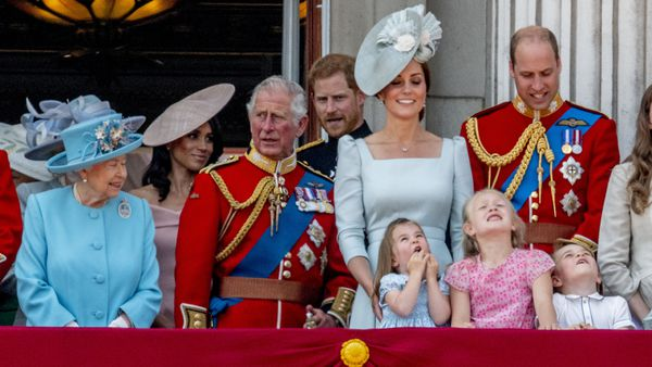 The most hardworking royal revealed
