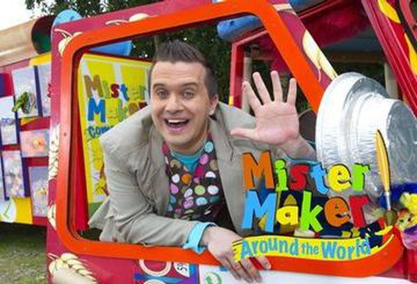 Mister Maker Around the World