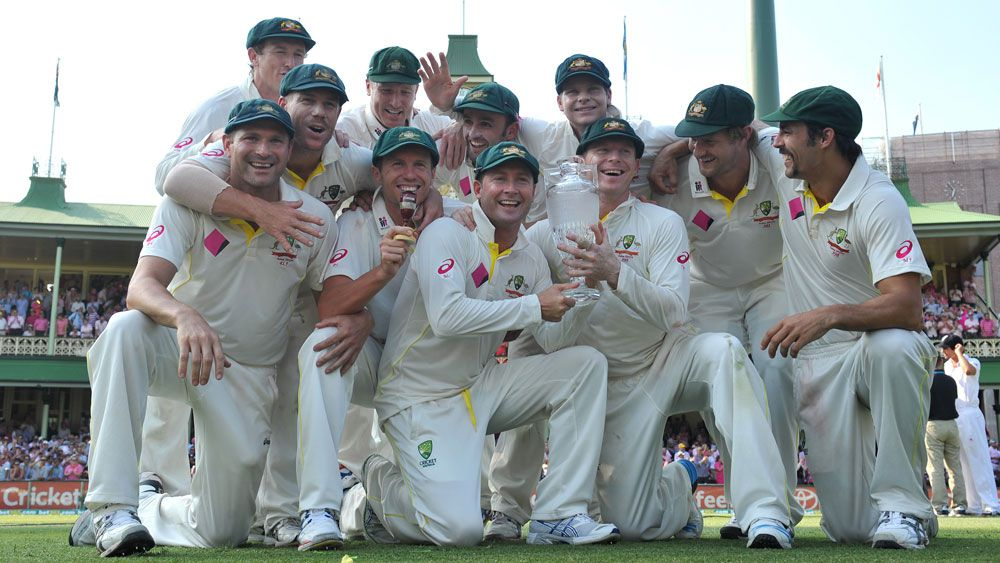 Tickets for this summer's Ashes series have gone on sale. (AAP)