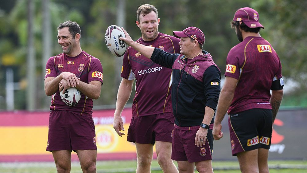 State of Origin Peter Sterling says NSW Blues can't focus all attention on Johnathan Thurston