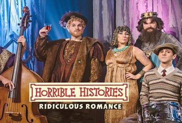 Horrible Histories: Ridiculous Romance