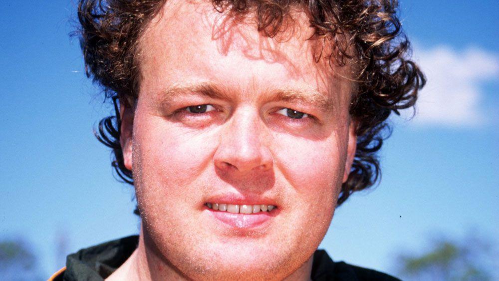 Former Wallabies prop Tony Daly.