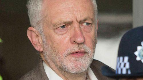 Jeremy Corbyn. (AAP)