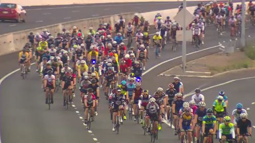 Amy's Ride: Thousands take to Adelaide's streets to raise awareness for cyclist safety