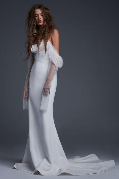 Floriana dress, Vera Wang 2017 Bridal Collection
