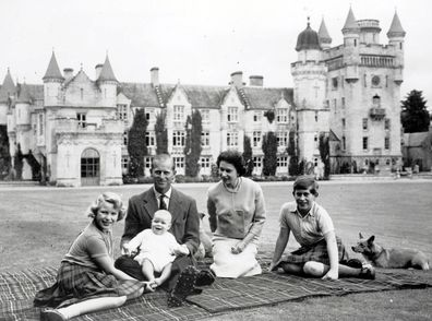 Queen Elizabeth annual summer holiday to Balmoral Castle