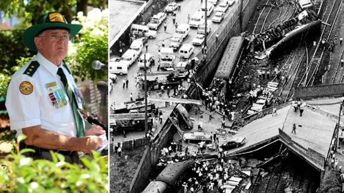 Granville Train Disaster: A beautiful, lifelong bond between trapped woman and fireman