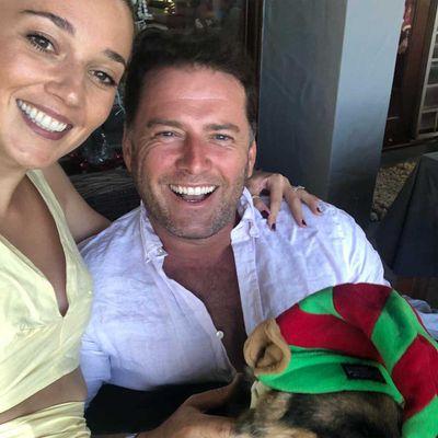 Karl Stefanovic and Jasmine Yarbrough: December 2018
