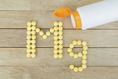<strong>Swap magnesium supplements for...</strong>