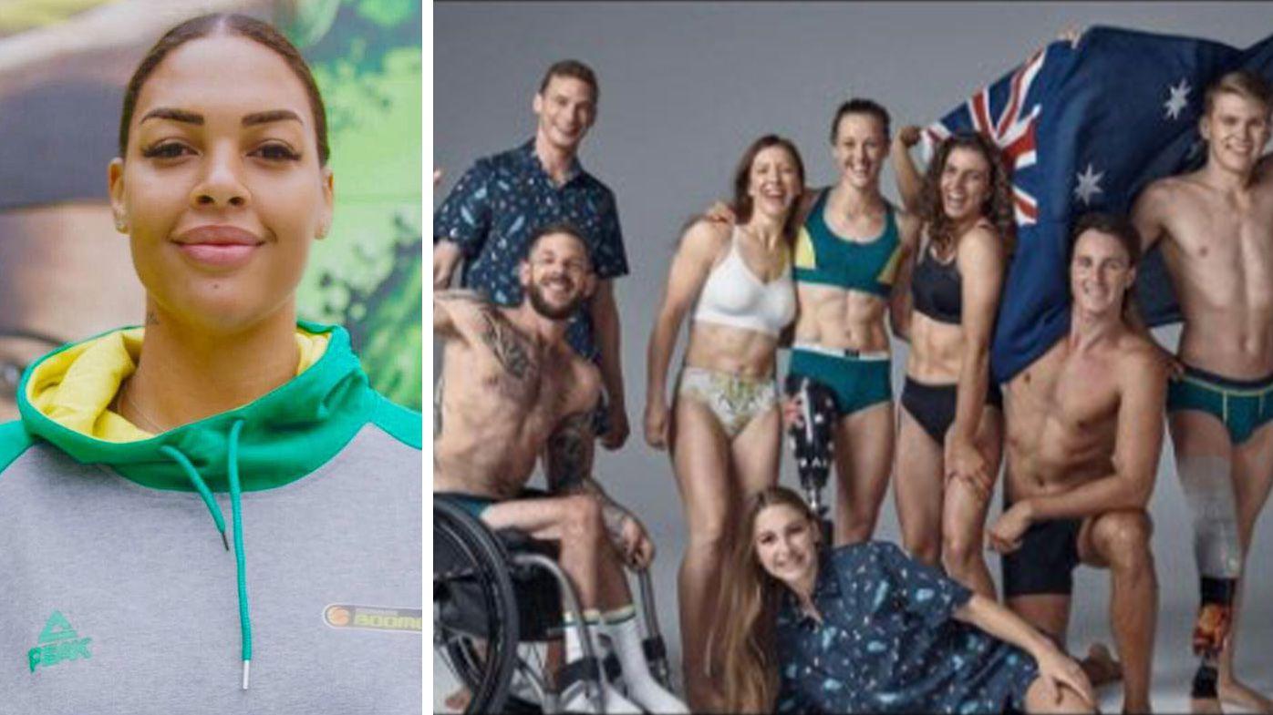 'Australia, wake the f--- up': Liz Cambage responds following Olympic photoshoot takedown