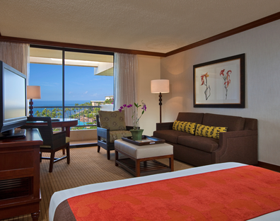 Hyatt Regency room