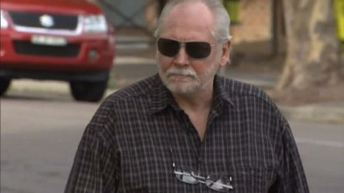 Chris Nelson, 64, pleaded guilty at Gosford local court on the NSW central coast this morning. (9NEWS)
