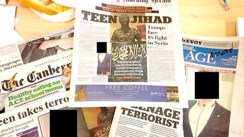 Fairfax apologises for using a photo of the wrong man instead of terrorism suspect