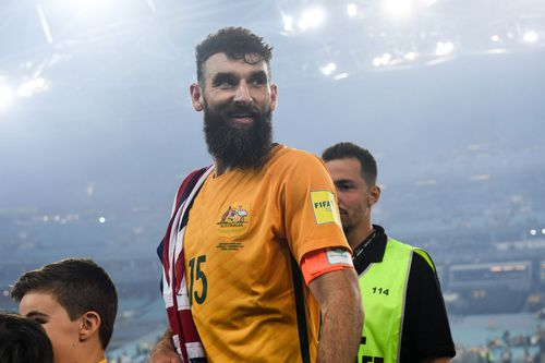 Mile Jedinak is likely to lead the Socceroos on the field. (AAP)