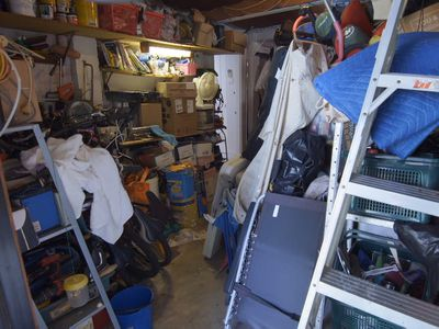 Garage — Before