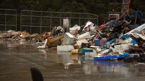 The company says it's trying to make recycling easier for Australians. Picture: 9News