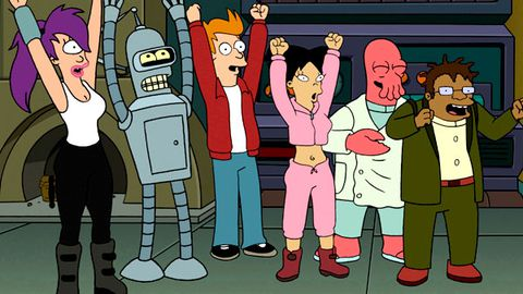 Futurama's back... but is it any good?