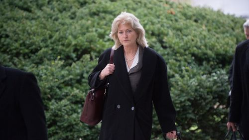 Attorney Kathleen Bliss, who is part of the team representing US entertainer Bill Cosby. (EPA)