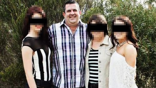 Jayke Williams was actually Stephen John Grott, a 46-year-old father of two girls of a similar age to his victims. (Inside Story)
