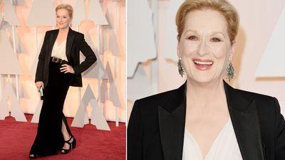 Hollywood legend Meryl Streep. (Getty)