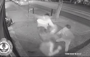 New footage of bone-breaking attack on young victims
