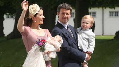 Princess Mary and Prince Frederik welcome Princess Isabella.