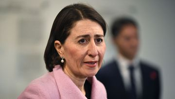 Gladys Berejiklian has credited hotel quarantine with helping control coronavirus cases in NSW.