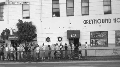 The Greyhound has been a staple of Melbourne's punk rock scene since the 80s.