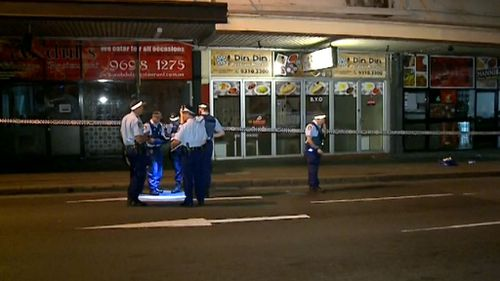 Police believe the spate of armed robberies across several Sydney suburbs overnight are linked. (9NEWS)